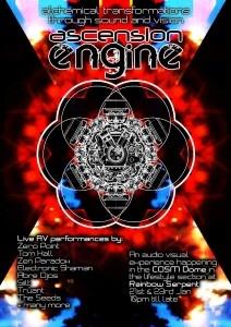 Ascension Engine @ Rainbow Serpent 2011