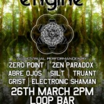 Ascension Engine Melbourne – 26th March Loop Bar